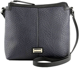 Cellini CSQ230 Gloria Zip Top Crossbody Bag