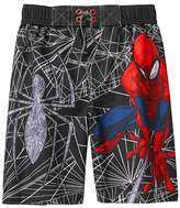 Crazy 8 Spider-Man Swim Trunks