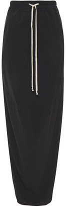 Rick Owens Shell Maxi Skirt