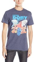 Disney Men's Finding Dory and Friends T-Shirt
