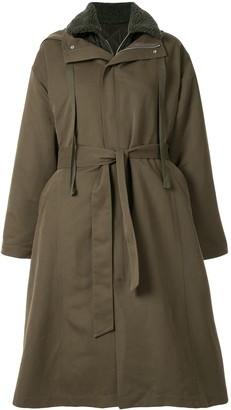 G.V.G.V. long utility coat