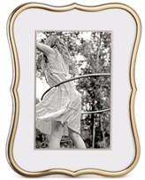 "Kate Spade Crown Point Gold 4"" x 6"" Frame"