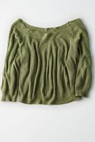 American Eagle Outfitters Don't Ask Why Bubble Sweater