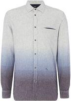 Diesel Miramar Gradient Waffle Texture Shirt