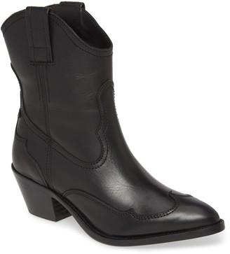 AllSaints Shira Western Boot
