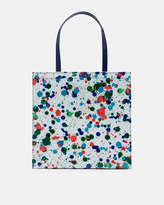 Ted Baker Paint splash shopper bag