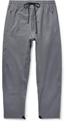 Nike Acg Variable Tapered Cotton-Blend Drawstring Trousers