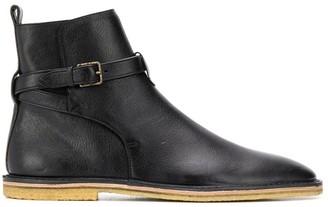 Saint Laurent Johdpur ankle boots
