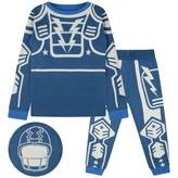Stella McCartney KidsBoys Blue Rowbow Louie Pyjama Set