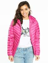 V by Very Petite Lightweight Padded Coat
