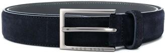 HUGO BOSS Buckled Leather Belt