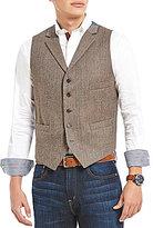 Daniel Cremieux Travis Herringbone Vest