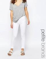 Waven Petite Freya Ankle Grazer Skinny Jeans