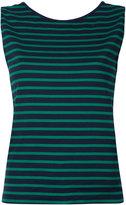 CITYSHOP striped vest top - women - Cotton - One Size