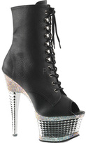 Pleaser USA Women's Illusion 1021RS Ankle Boot