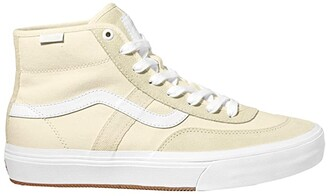 Vans Crockett High Pro (Antique/White) Men's Shoes