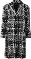 Dolce & Gabbana bouclé midi coat - women - Wool/Polyamide/Cotton/Silk - 42