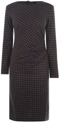Max Mara Weekend Saletta Check Dress