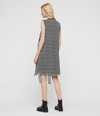 AllSaints Jayda Scatter Dress