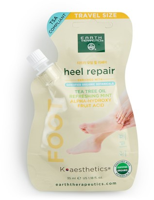 Earth Therapeutics Heel Repair Foot Therapy Balm Pouch - Travel Size