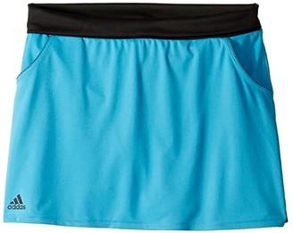 adidas Kids Club Skirt (Little Kids/Big Kids)