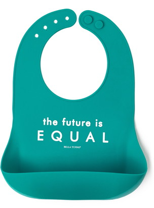Bella Tunno Future Is Equal Silicone Wonder Bib