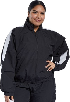 Reebok Plus Size Workout Ready Jacket