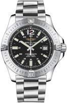Breitling Men's Steel Bracelet & Case Automatic Watch A1338811-G804