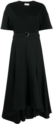 3.1 Phillip Lim Belted Asymmetric Dress