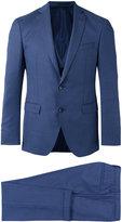 HUGO BOSS formal suit - men - Silk/Cupro/Virgin Wool - 46