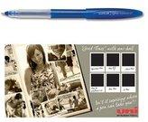 Brand New. Uni-ball UM170 SigNo Gelstick Rollerball Pen 0.7mm Tip 0.5mm Line Blue Ref 9003001 [Pack 12]