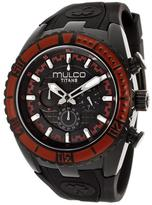Mulco Titans Wave Collection MW5-1836-065 Women's Analog Watch