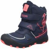 Kappa Unisex Kids Cammy Fur Teens Classic Boots