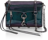 Rebecca Minkoff Best Seller Iridescent Mini M.A.C. Crossbody Bag