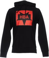 HBA HOOD BY AIR Sweatshirts - Item 37982388