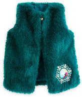 Disney Frozen Faux Fur Vest for Girls