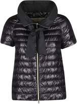 Herno Short Sleeves Padded Jacket