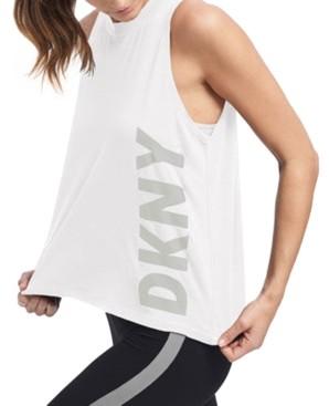 DKNY Women's San Antonio Spurs Olivia Tank