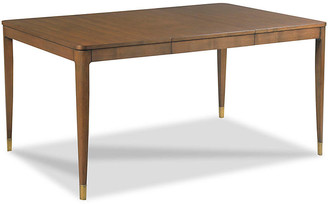 One Kings Lane Price Extension Dining Table - Walnut