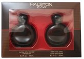 Halston Z-14 by for Men Gift Set Cologne Spray, 4.2-Ounce+ Aftershave