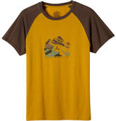 Prana Men's Blazing Trails Raglan Graphic T-Shirt