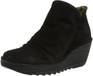 Fly London Yip Oil Suede Women's Boots