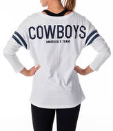 Nike Women's Dallas Cowboys NFL Tailgate Long-Sleeve T-Shirt