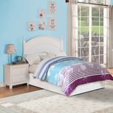 Bed Bath & Beyond Powell Youth Bedroom Wendy Full Bed in a Box Furniture