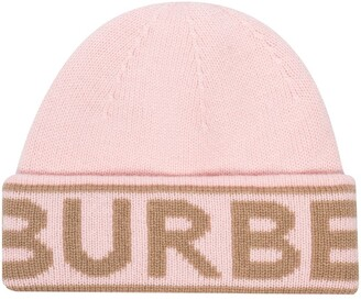 Burberry Logo Beanie