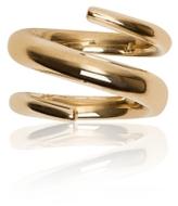 Jennifer Fisher Twisted Cylinder Ring
