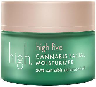 high beauty High Five Cannabis Facial Moisturizer