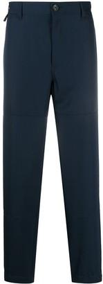 Lanvin Virgin Wool Straight-Leg Trousers