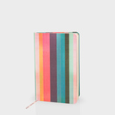 Paul Smith 'Artist Stripe' Pocket Notebook