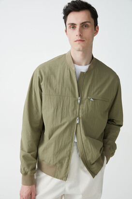 Cos Technical Bomber Jacket